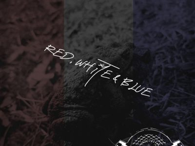 Red, White & Blue - Single release May 18th
